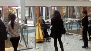 Toronto Harpist Joanna Jordan Welcomes you to our updated Website