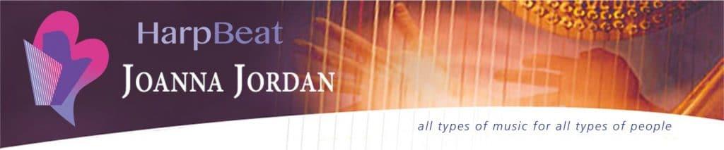 Toronto's most Exciting & Versatile Harpist – Joanna Jordan